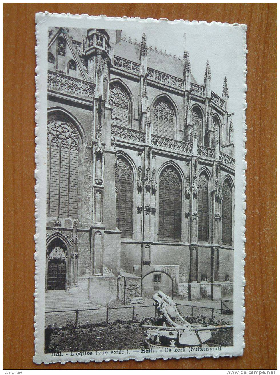 L'Eglise - De Kerk / Anno 1948 ( Zie Foto Details ) !! - Halle