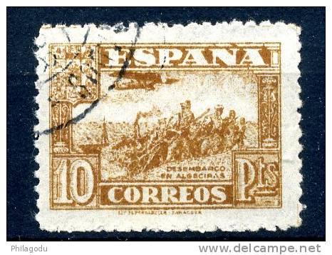 Espagne Edifil 813  Ø   Yvert 575.B.    Cote 51 E - 1931-50 Oblitérés