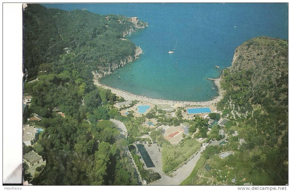 Italia -  Isola D´Ischia -- Lacco Ameno - Baia Si S. Montano E Parco Termale Del Negombo - Napoli (Naples)