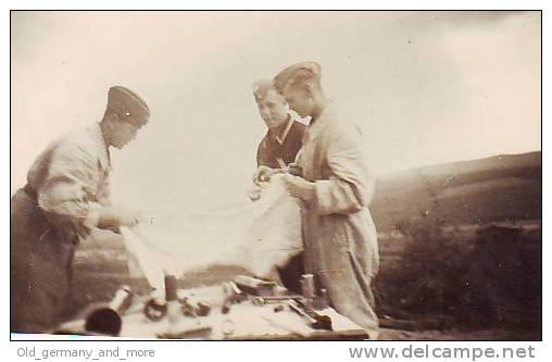 WW II Soldat Brotzeit - Guerre, Militaire