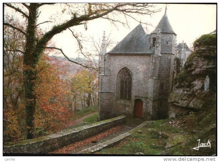 Dép. 56 -  Le Faouët - La Chapelle Sainte-Barbe.  Ed. D´Art Jack. - Le Faouet