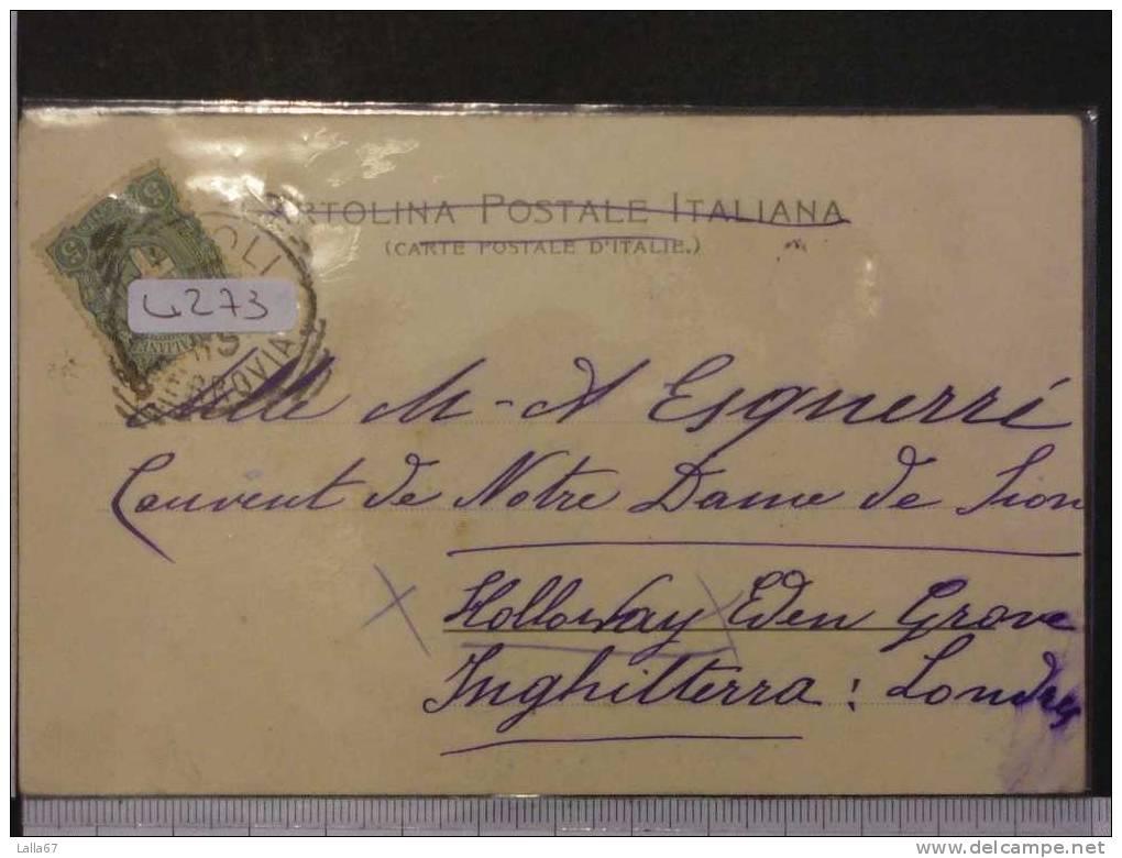 CAMPANIA - NAPOLI - COSTUMI    N. 4273 - Napoli