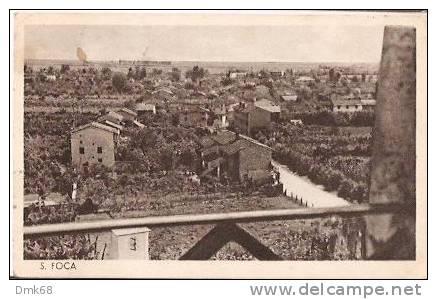 SAN FOCA - SAN QUIRINO ( PORDENONE ) 1947 - Pordenone