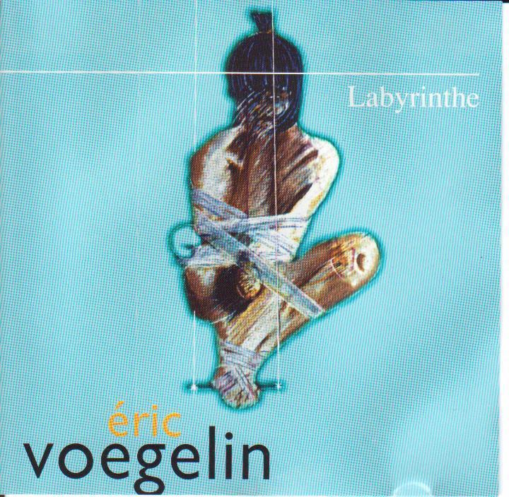 ERIC VOEGELIN  . LABYRINTHE . ANNEE 1996 COMPOSITEUR BRETON - Musique & Instruments