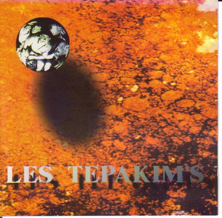 LES TEPAKIM'S . - Filmmusik
