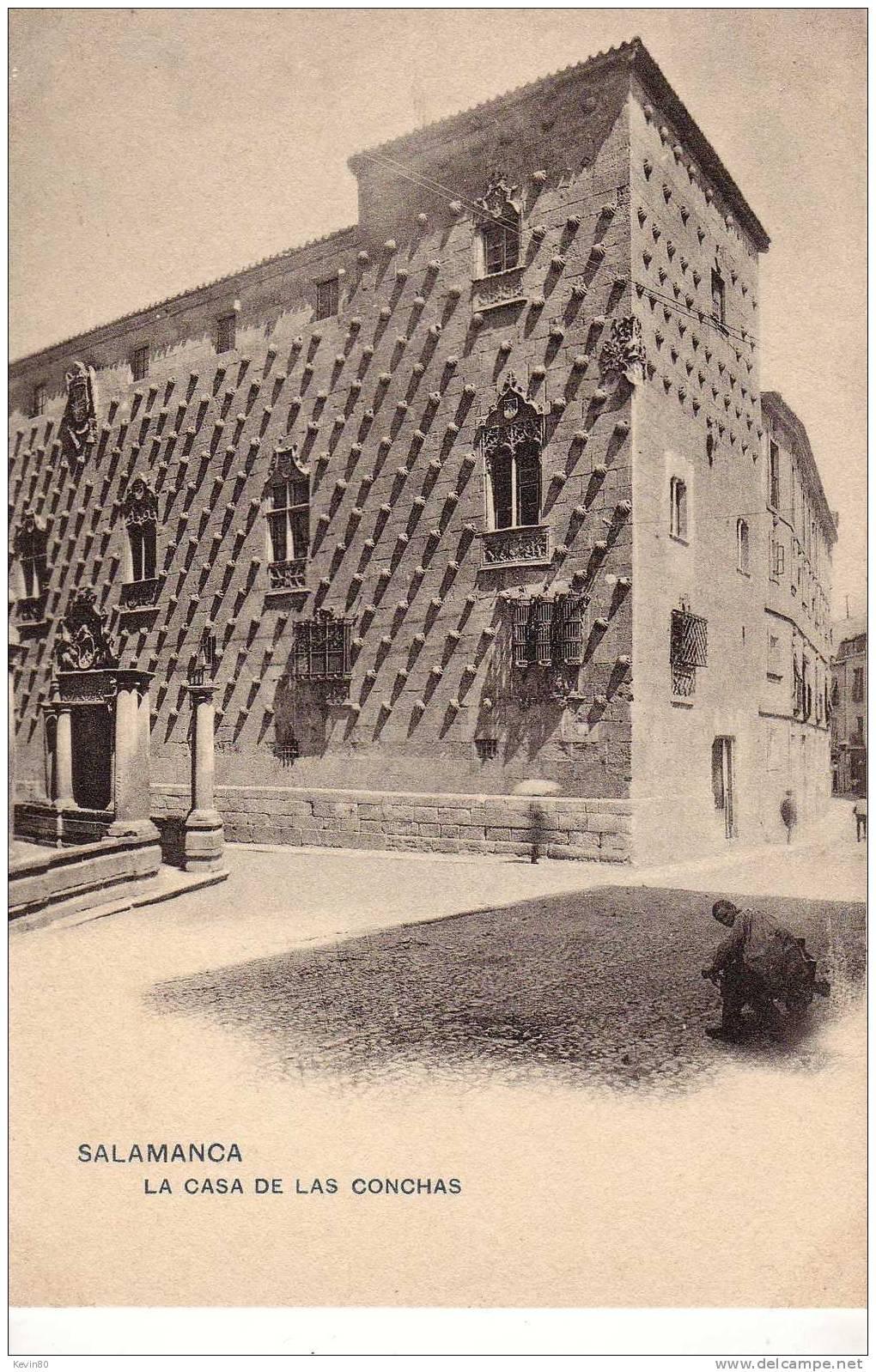 ESPAGNE SALAMANCA La Casa De Las Conchas - Salamanca