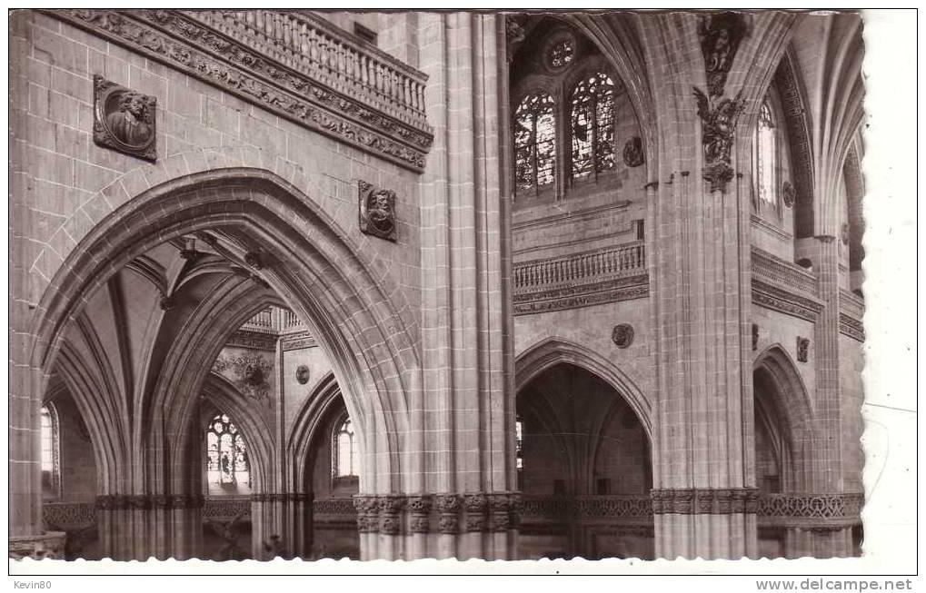 ESPAGNE SALAMANCA Interior De La Catedral - Salamanca