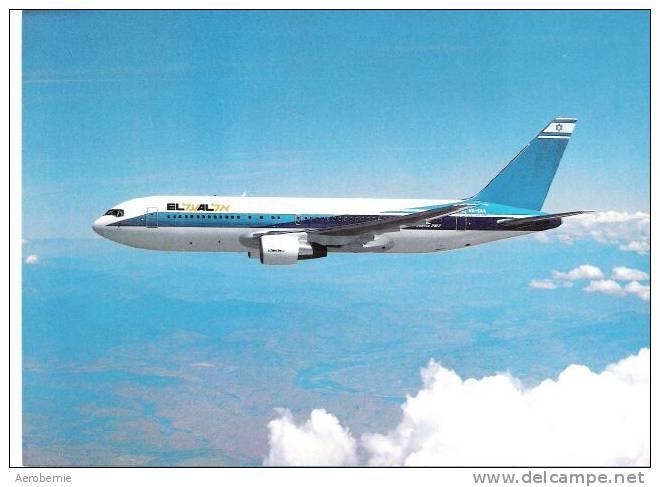 EL AL Israel Airlines - Boeing 767 (Airline Issue) - 1946-....: Moderne