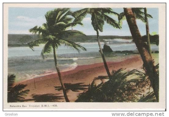 TRINIDAD 408  BALANDRA BAY  B W I - Trinidad