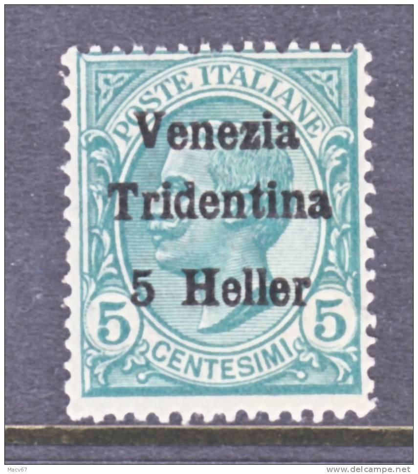 Italy Venezia Giuilia  N54  * - 8. WW I Occupation