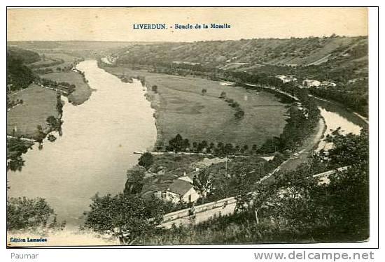 Liverdun   Boucle De La Moselle - Liverdun