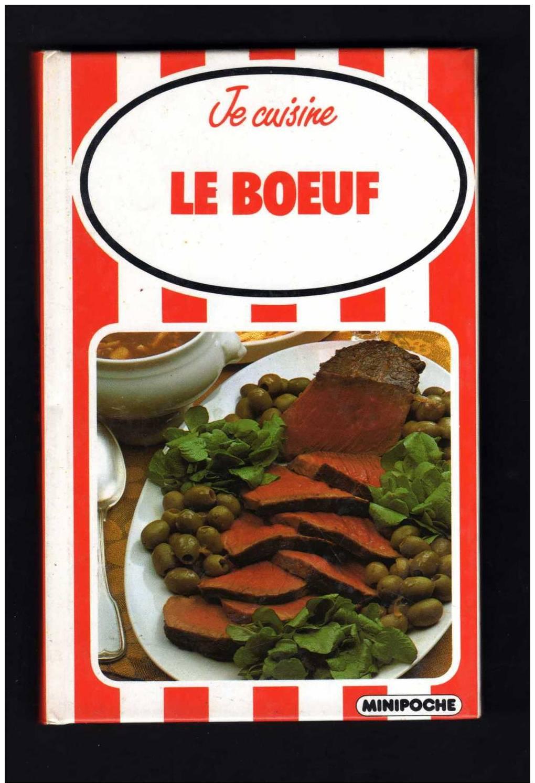 Minipoche Je Cuisine Le Boeufs - Gastronomía