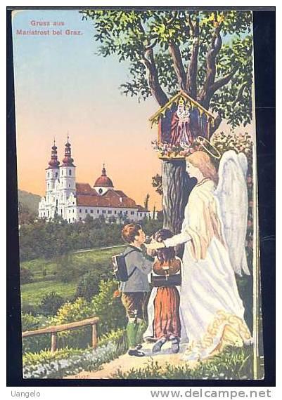 ÖA199 GRUSS AUS MARIATROST BEI GRAZ - Austria