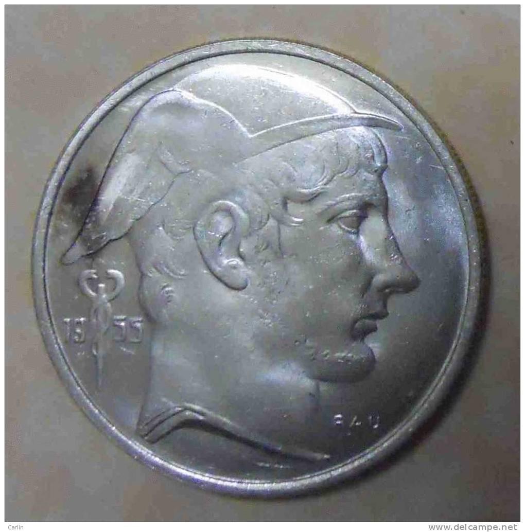 20 Francs 1955 Flamand. Morin : N°550 - 1951-1993: Baldovino I