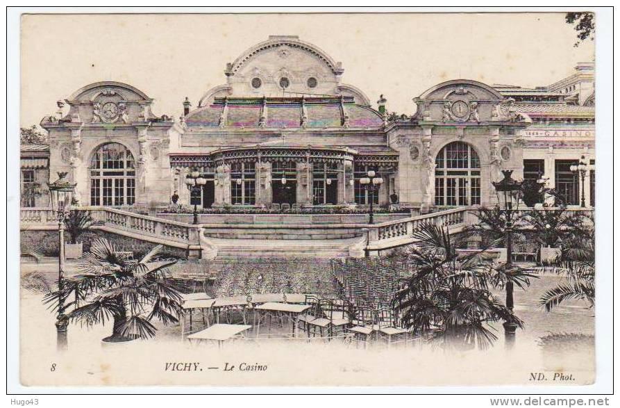 VICHY - LE CASINO - Vichy