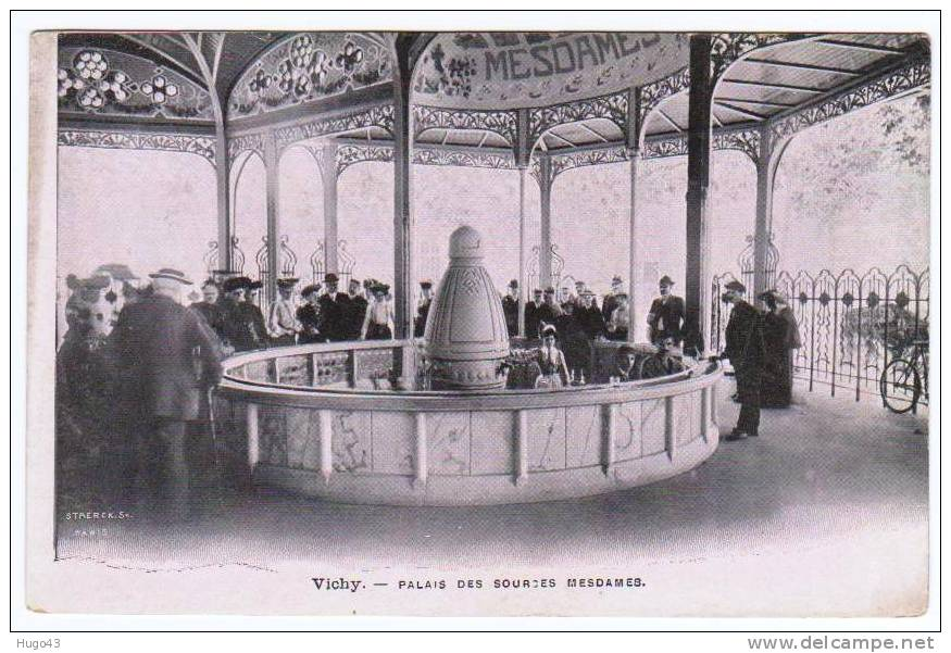 VICHY - PALAIS DES SOURCES MESDAMES - Vichy