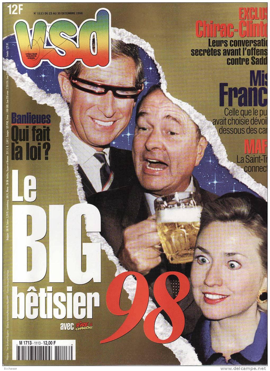 VSD 1113 Le Grand Betisier 98 - People