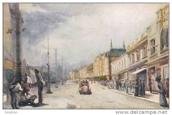 BEOGRAD  6 TRG PRESTELJONASLJEDNIKA ALEKSANDRA 1921 - Serbie