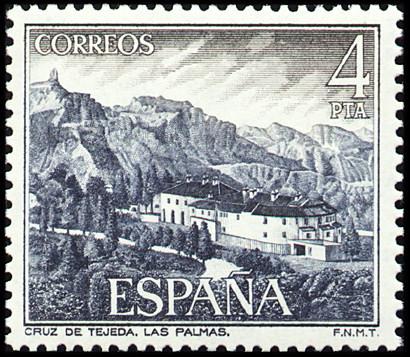 España S 2337 ** Turismo. 1976 - 1931-Hoy: 2ª República - ... Juan Carlos I
