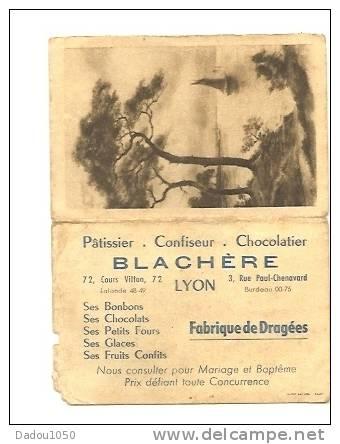 CALENDRIER POCHE 1953 - Calendriers