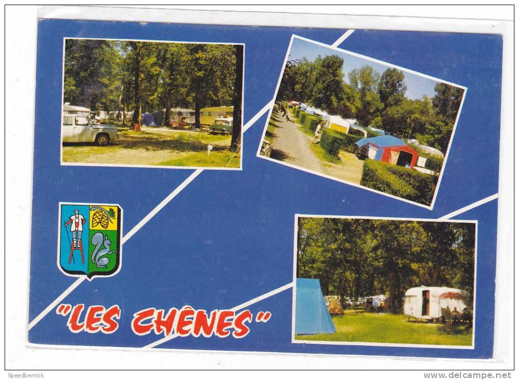17057 Dax - Camping Les Chenes Prop P Albaladejo . MP 157  éd L'europ . - Dax