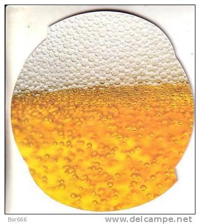 ESTONIA BIER / BEER COASTER - Saku - Sous-bocks