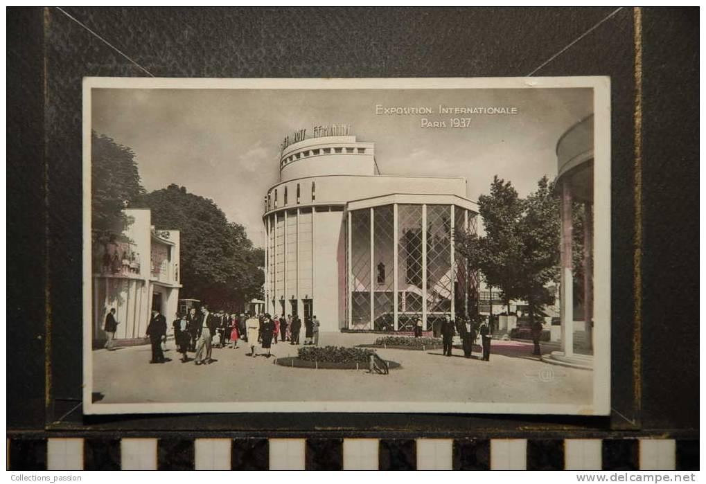 PARIS PARC D´ATTRACTIONS DU COURS ALBERT 1ER - Exhibitions