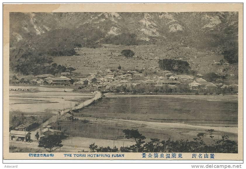 The Torai Hotspring Fusan - Korea (Zuid)