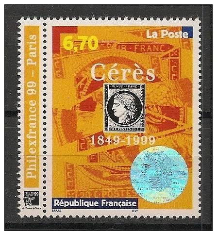 N°3258 Cérès - Neuf Luxe ** - Nuevos