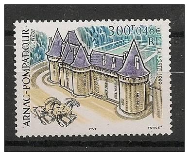 N°3279 Arnac-Pompadour - Neuf Luxe ** - Nuevos