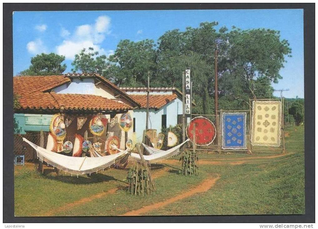 Itagua. *Articulos Tipicos En Itagua* Ed. Lib. Internacional Nº 69. Nueva - Paraguay