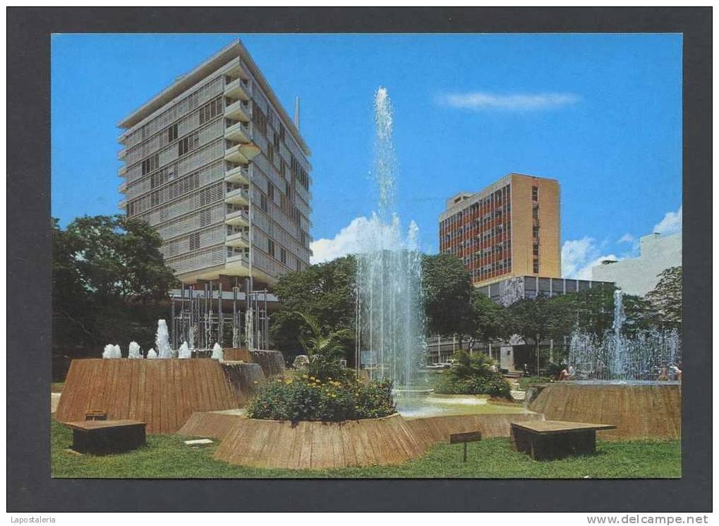 Asunción. *Hotel Guaraní* Ed. Libreria Internacional Nº 5. Nueva. - Paraguay