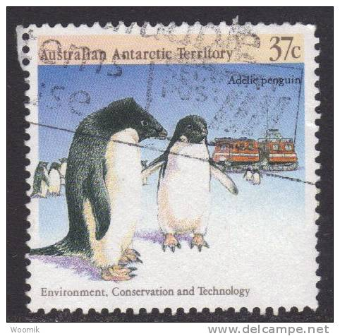 AAT ~ 37c Environment ~ SG 82 ~ 1988 ~ Used - Australian Antarctic Territory (AAT)