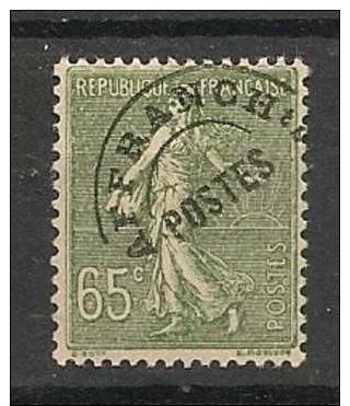 Préoblitéré N°49 Type Semeuse Lignée - Sans Gomme - 1893-1947