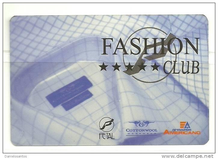 2003 Pocket Poche Bolsillo Calender Calandrier Calendario Portugal Fashion Club - Calendars
