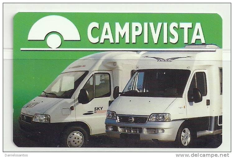 2006 Pocket Poche Bolsillo Calender Calandrier Calendario  Portugal Campivista Caravenismo - Small : 2001-...