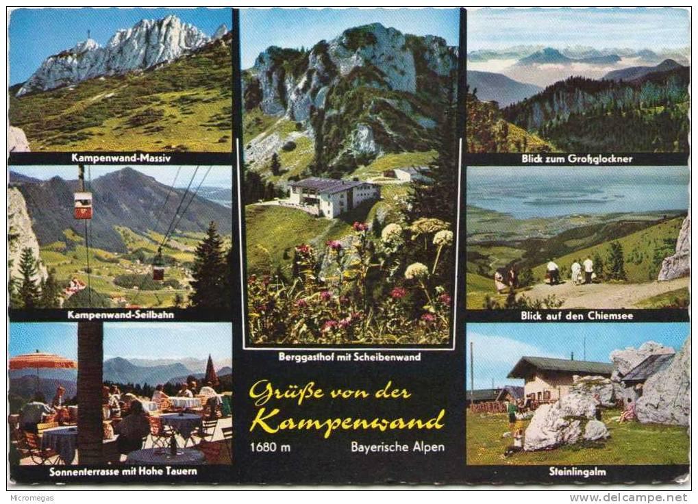 Grüsse Von Der Kampenwand - Chiemgauer Alpen