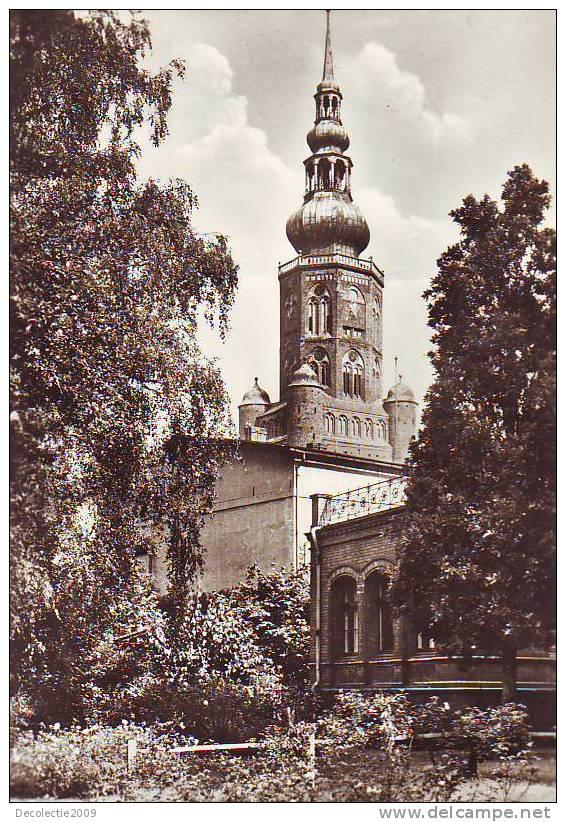 N1977 Greifswald Nicolai Church Not Used Perfect Shape - Greifswald