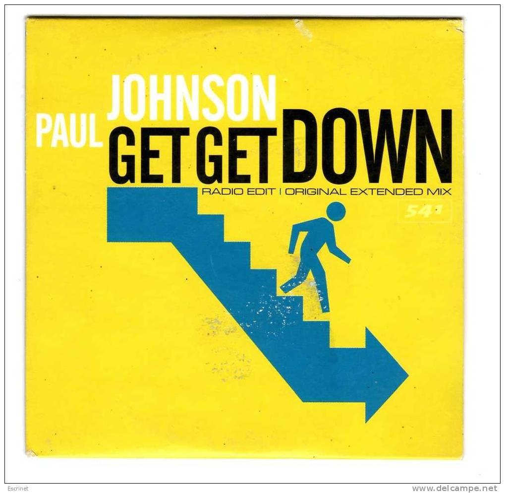 Paul Johnson - In The Kitchen 95´
