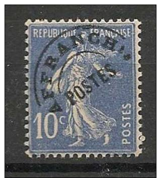 Préoblitéré N°52 Type Semeuse Camée - Neuf Luxe ** - 1893-1947