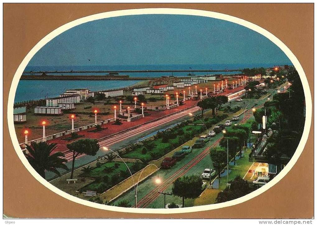TERAMO - GIULIANOVA LIDO - LUNGOMARE - VG 1972 - FB - Teramo