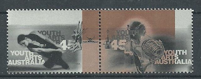 AUSTRALIE - 1998 - YT 1687 / 1688  - LES ARTS POUR LES JEUNES - MNH - 1990-99 Elizabeth II