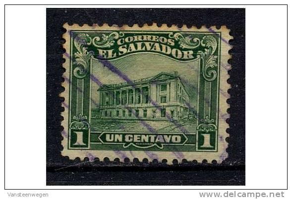 Salvador Y&T 385 ° - Salvador