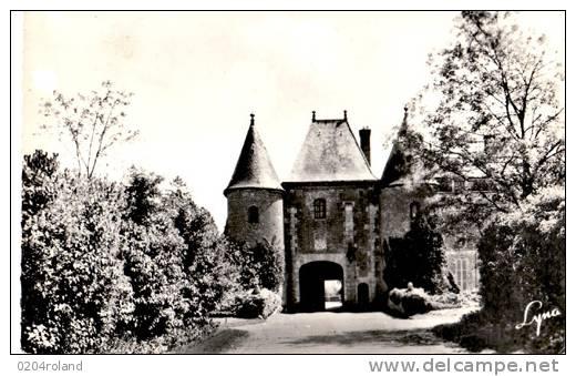 BOutigny Sur Essonnes  - Portal Féodal Du Château De Belasbat : Achat Immédiaty - Frankreich