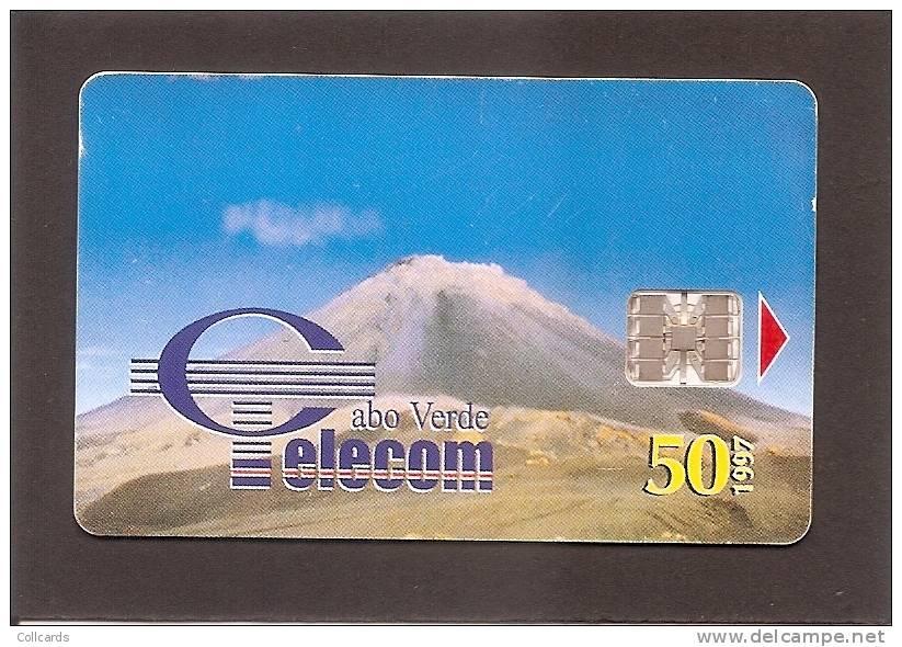 CAP VERT  50 U ,used. - Cap Vert
