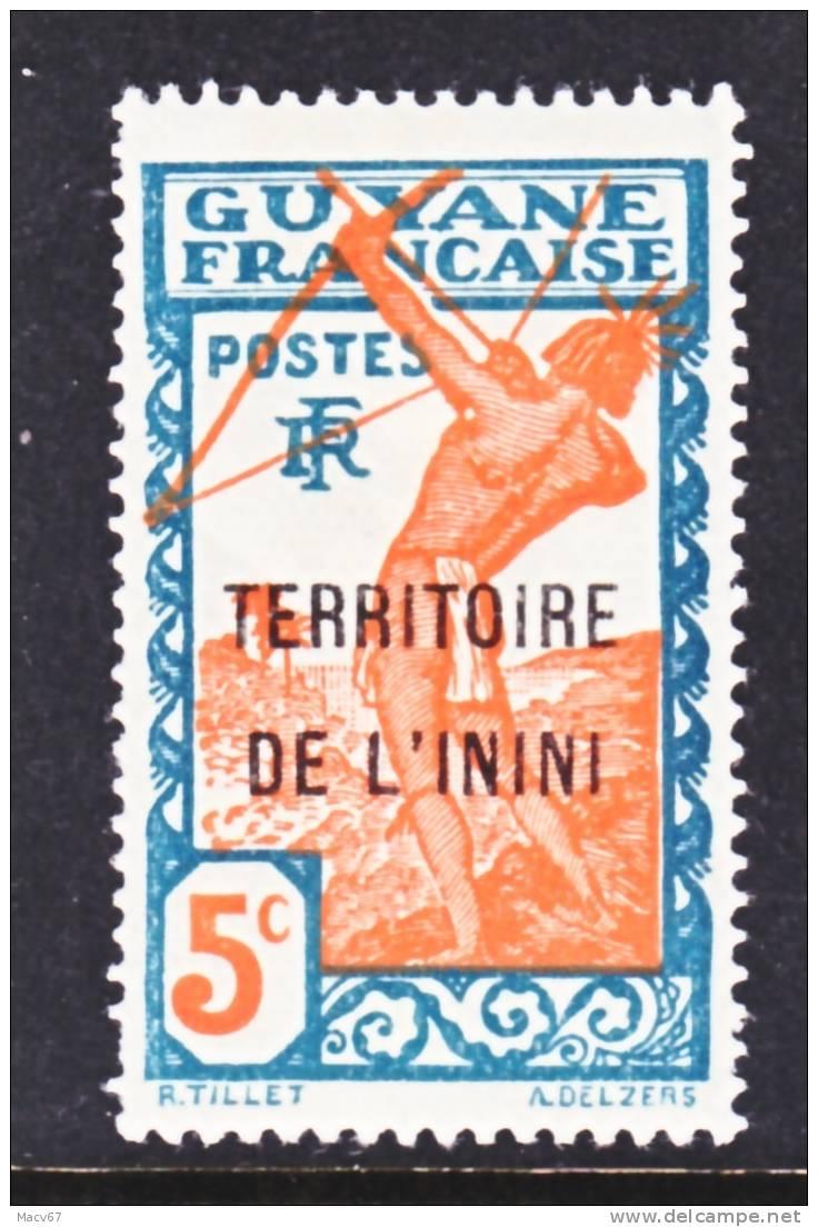 Inini 5  * - Inini (1932-1947)