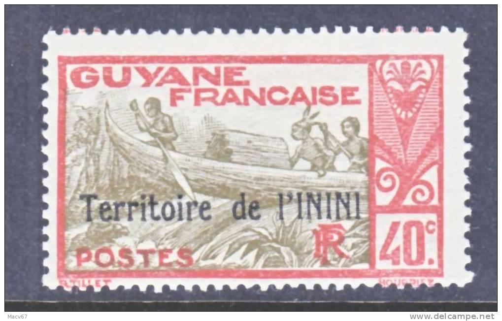 Inini 13  * - Inini (1932-1947)