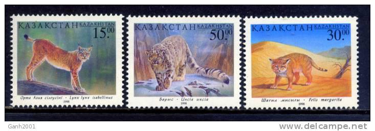KAZAKSTAN / FAUNA FELINOS Big Cats / C2626 - Felinos
