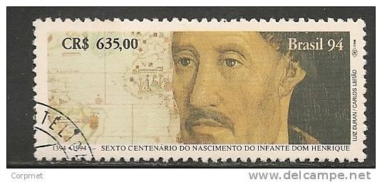 BRASIL - 1994 -Infante Dom Henrique-  Yvert # 2158 - USED - Brasilien