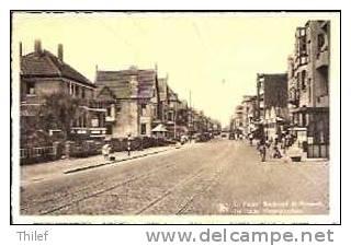 La Panne 350: Boulevard De Nieuport - De Panne